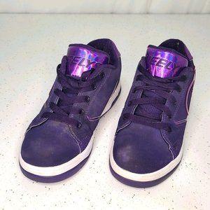 Heelys Metallic Purple